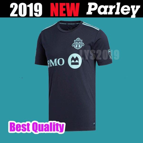 2019 2020 Nueva Mls Parley Toronto Fc Camiseta De Futbol Visitante 19 20 Giovinco Bradley Altidore Camiseta De Futbol Blanca 2019 Camiseta De Futbol