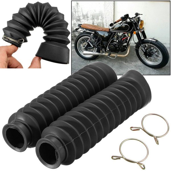 Motorcycle Dirt Pit Bike gn125/250/ca250 motocross Front Fork Shock Absorber Cover Protector Protective cases Protective sleeve