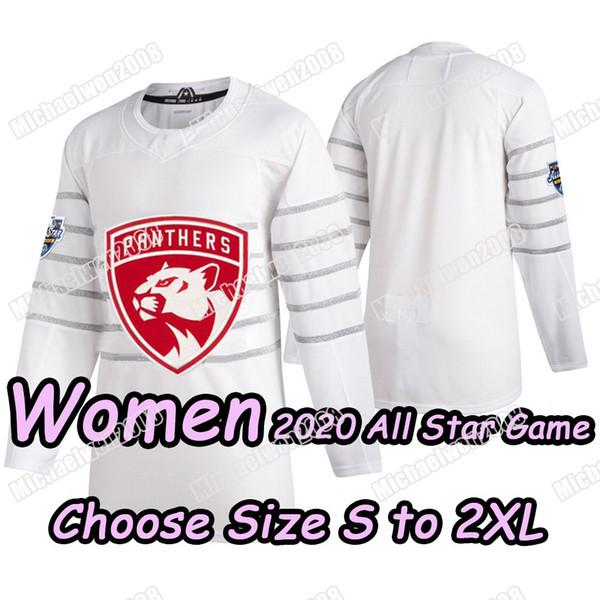 Women 2020 All Star Game white