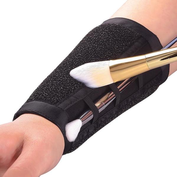 Портативная кисть для макияжа с кисточкой для чистки рук Творческая косметическая кисточка для чистки губ