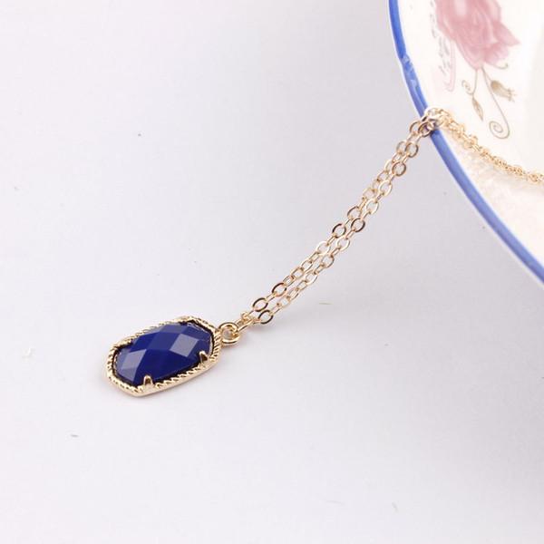 Gold Royal Blue