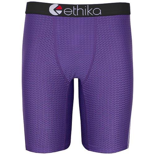 best selling Ethika Men's Staple underwear solid color cotton sport hip hop rock excise underwear skateboard street fashion streched legging