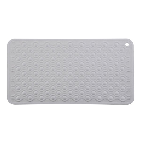 Lightweight With Strong Suckers Toilet Easy Clean Non-Slip Pad Home Bath Mat Soft Eco Friendly Safety Bathroom Shower Rubber