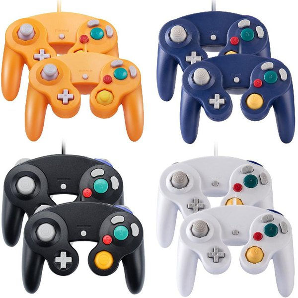Wired for NGC Game Controller Gamepad for Nintend for GameCube GC Wii Console Fully compatible with all systems