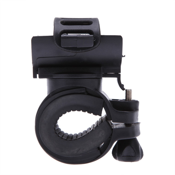 Adjustable 360 Degrees Rotatable Cycling Grip Mount Bike Clamp Clip Bicycle Flashlight LED Torch Light Holder #738587