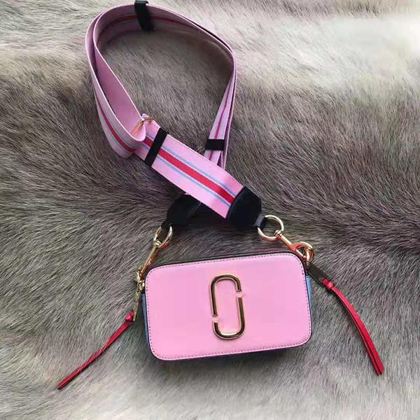 Pinksugao camera bag designer handbags purses designer crossbody bag for women genuine leather women handbags designer shoulder bag 071603