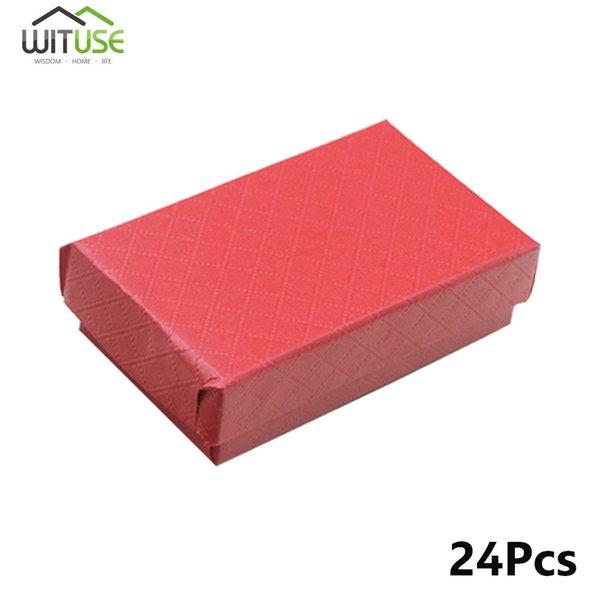 Красный 8x5x2.5cm