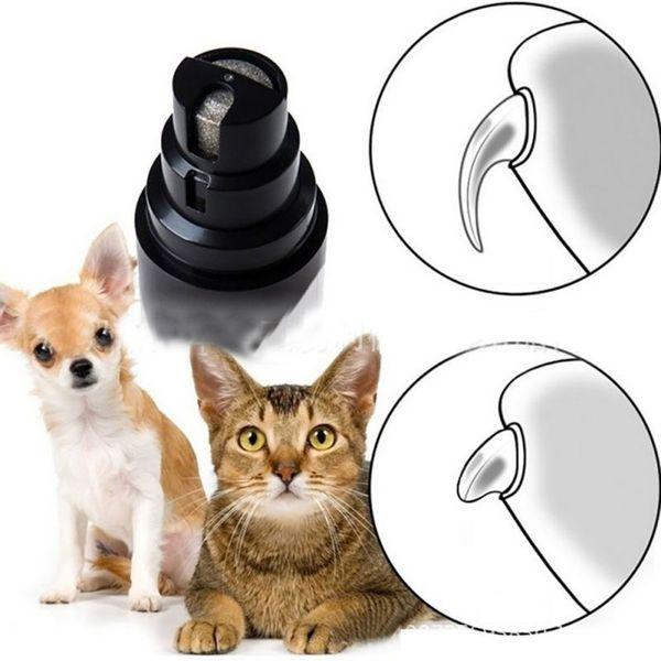 Pet ногтей Гриндер USB зарядка электрический маникюрный электрический измельчитель для Pet собаки кошки ногтей Клипер лапы груминга триммер инструмент