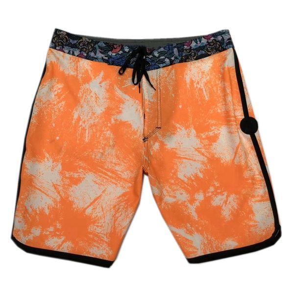 Elastane Spandex Leisure Shorts Mens Bermudas Shorts Board Shorts Beachshorts Swim Trunks Quick Dry Surf Pants Thin Loose Swimming Trunks