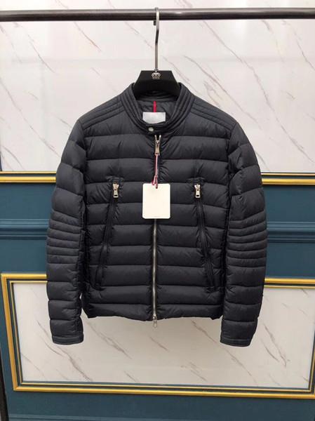 Veste chaude pour hommes doudoune AMIOT extérieure homme manteau d'hiver plume manteaux vestes Parkas léger