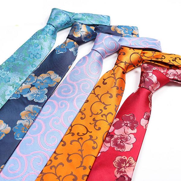 Мужской галстук высокой плотности Жаккардовые ткани Галстук Производители Оптовая 8см 100 шт