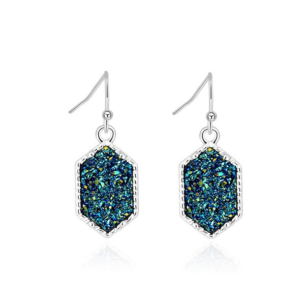 Kendra scott mothers day designer bracelet gold chain designer jewelry geometric fluorescent earring leather earrings