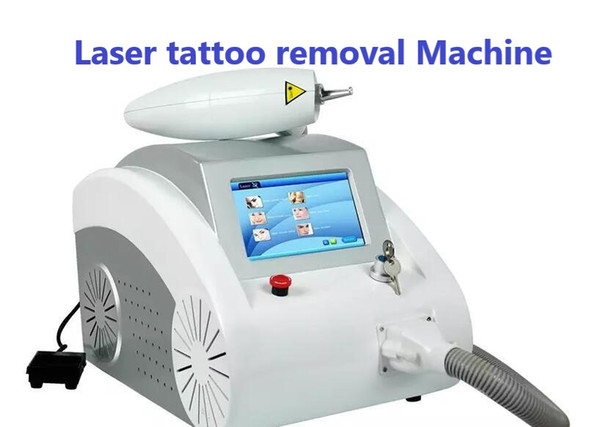 Machines de retrait de tatouage