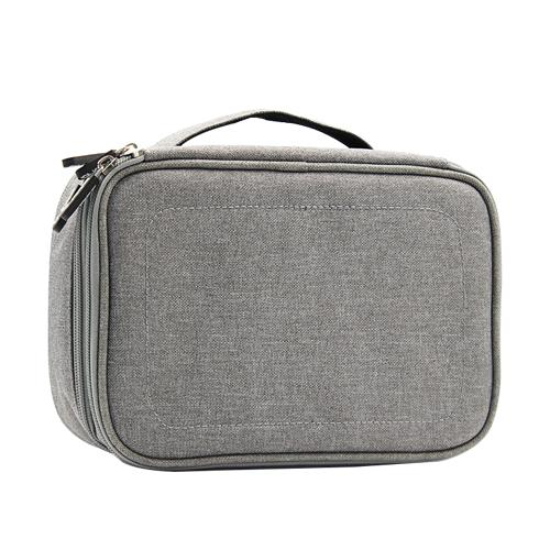 Gray Cable Bag