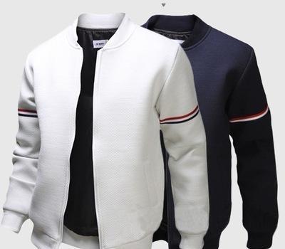 2019 lüks tasarımcı Casual Bombacı Ceket Erkekler Açık Coats Veste Homme Jaqueta Moleton Masculina chaqueta Hombre Casaco Ücretsiz Gemi mens