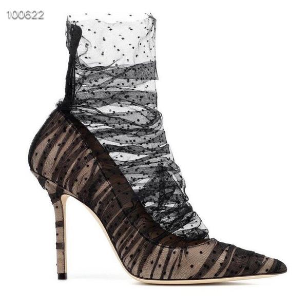 2019 Ünlü bale ayakkabıları ile pembe süet pompa bale ayakkabı pembe kırmızı ve altın glitter tül yerleşimi bayan ayakkabıları sivri burun topuklu