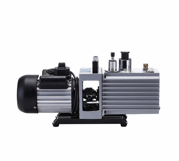top popular 2XZ-2 Lab Two Stage Oil Rotary Vane Vacuum Pump With Vacuum Drying Oven And Rotary Evaporator 2020