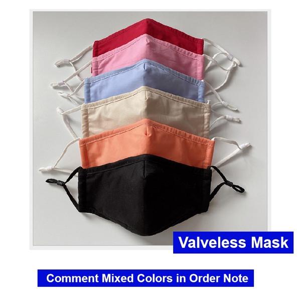 Senza valvole Mask colori misti nella nota
