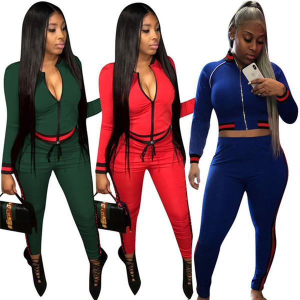 New Womens Plus Size Floral Lace Two-Piece Tracksuit 16-28