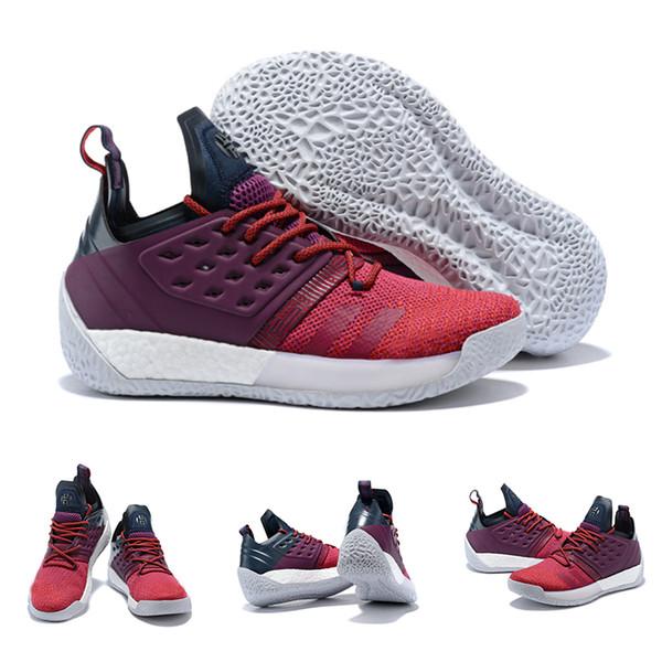 06ff6ecb13f46 2019 alta calidad James Harden Vol.2 Ignite AH2124 zapatos de baloncesto  para hombres moda