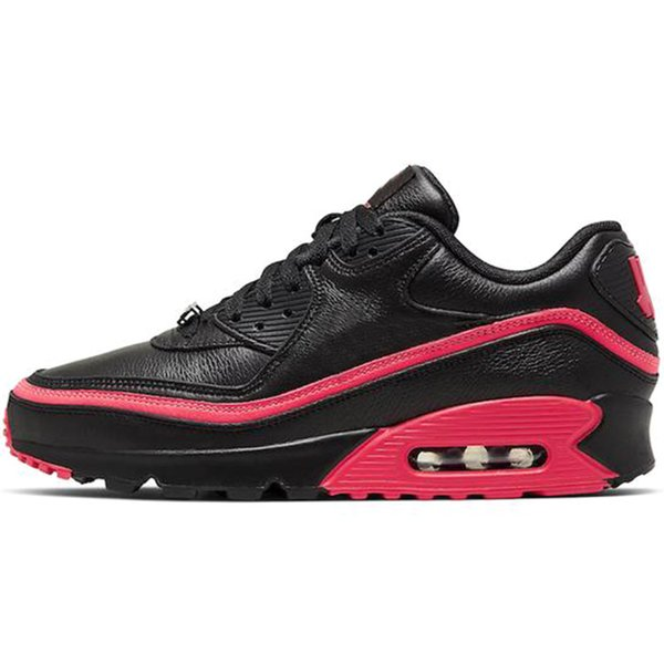 UNDEFEATED Black Red