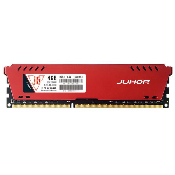 JUHOR Seiko series PC DDR3 1600 4G Desktop memory