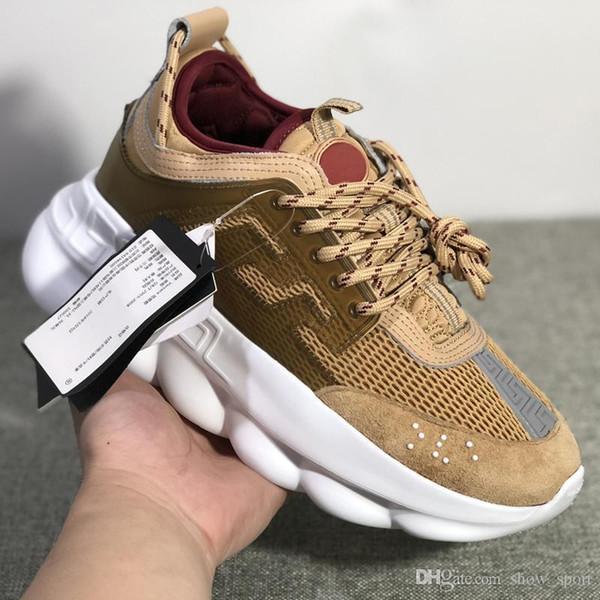 W16 Nova Reação Em Cadeia Sapatos Link-relevo Único Das Mulheres de Luxo de Moda Casual Designer de Calçados Femininos Sapatas Das Mulheres Do Esporte