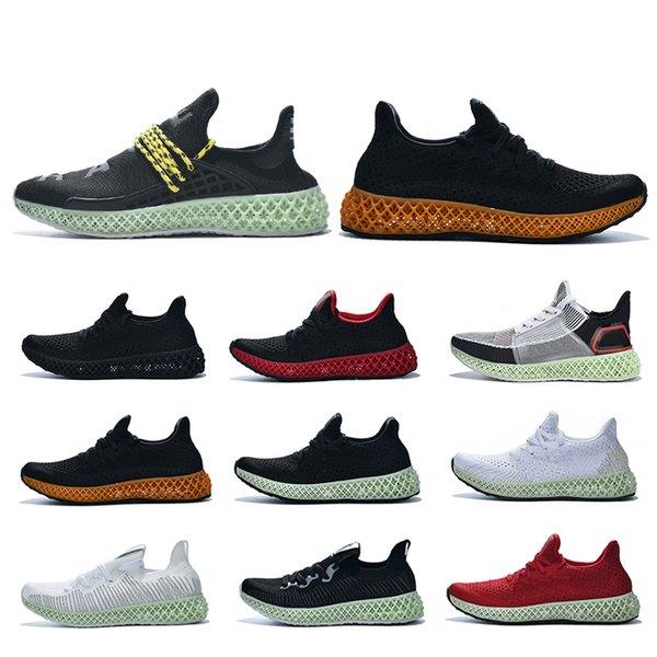 2019 Arsham Futurecraft 4d 4D Erkek Koşu Ayakkabıları Moda Koşu Koşu Eğitmenler Için Lüks Tasarımcı Kadın Ayakkabı Büyük Boy Ayakkabı 38-47