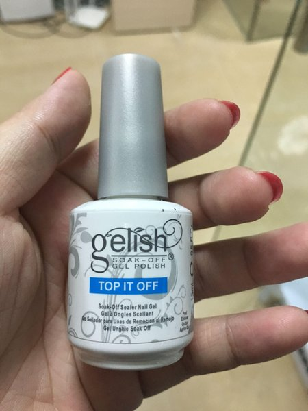 best selling 2021 new fashion 48pcs high quality top it off uv gel polish gel nail polish led gelish harmony base coat2