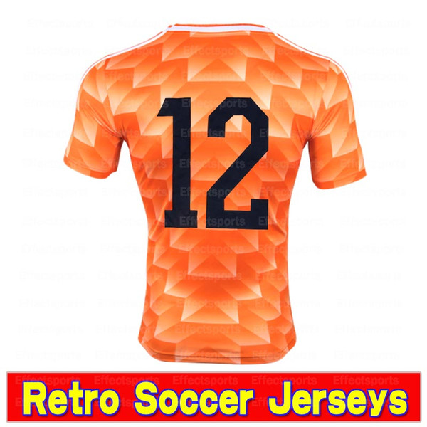 Retro 1998 Pays-Bas 12 #