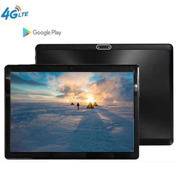 2019 Strongest usb flash 128GB pendrive the tablet 10' WIFI 10 Core Dual Camera 8MP Android 8.1 TabletS PC 4G LTE GPS bluetooth