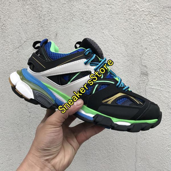# 6 أسود أزرق أخضر