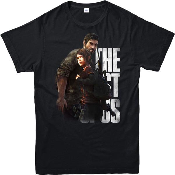 The Last of us T-Shirt Adventure Survival Horror Game Adult and kids Tee TopMen Women Unisex Fashion tshirt Free Shipping