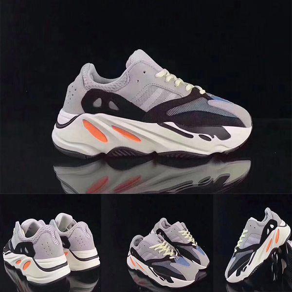 Großhandel Adidas Yeezy Boot 700 Kinder Sportschuh Kanye West Wave Runner7 Laufschuhe Kinder 700 Sport Kleinkind Schuhe Freizeitschuhe Größe EUR 28 35