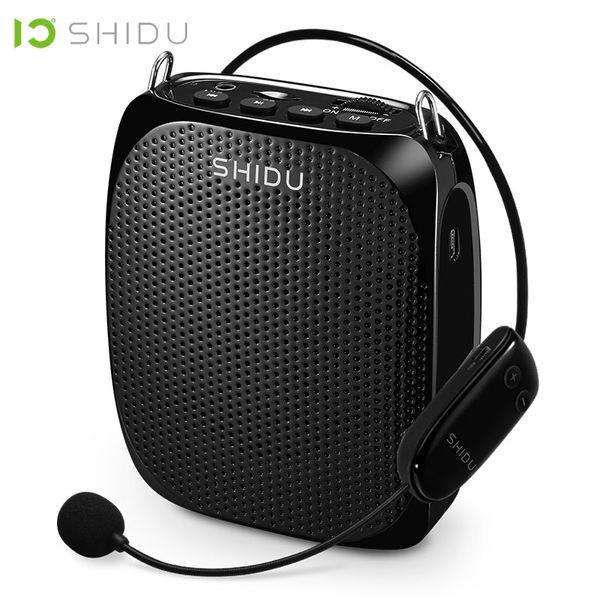 Ultra-drahtlose bewegliche UHF Mini Audio-Lautsprecher USB-Lautsprecher-Sprachverstärker für Lehrer tourrist Yoga-Lehrer-S615