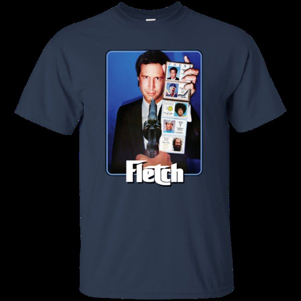 Fletch Chevy Chase Retro 1980's Comedy Movie G200 Wholesale Discount Ultra Cotton T - Sh Cool Casual Pride T Shirt Men Unisex Fashion