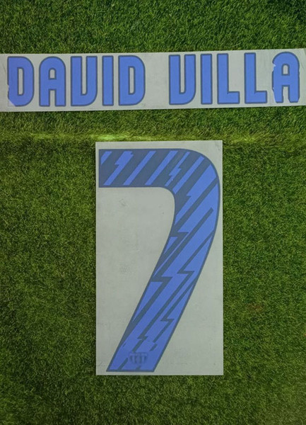 7 DAVID VILLA