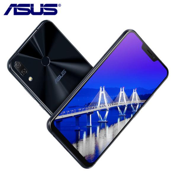 ASUS ZenFone 5 ZE620KL 4G Phablet Smartphone 4 Go de RAM 64 Go de Snapdragon 636 6.2inch 19: 9 Caméra AI, NFC, téléphone mobile