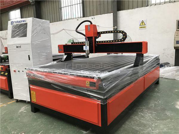 top popular Hot Sale Wood Cutting CNC Milling Machine For Metal 4x8 Feet CNC Router Machine 1224 Mach3 Metal Engraving 2021