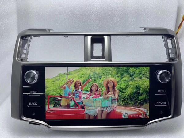 Car Multimedia Player NAVI Large screen For Toyota 4Runner 2010~2019 Original Car Style Radio Stereo GPS Navigation