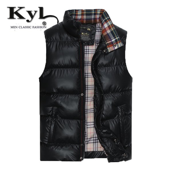 2016 hooded vest men camo winter waistcoat casual thick warm down cotton stand collar vest male large size jacket & coat351 thumbnail