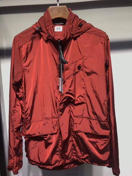 Cazadora de moda para hombre estilo americano street fashion hip hop diseñador Trench Coats pantalones bordado palabra metal nylon bolsillo hombres chaquetas