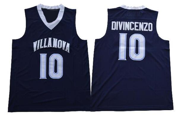 Villanova Wildcats College Basketball Wears,Personality 1 Brunson 10 Divincenzo 2 Jenkins 3 Hart 15 Arcidiacono Basketball clothing jerseys