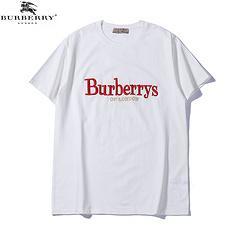 Designer T Shirt 2019 Vestiti di marca per uomo Donna Fashion Letter Printed Short Sleeves Street Tops stile britannico T-shirt ricamate casual
