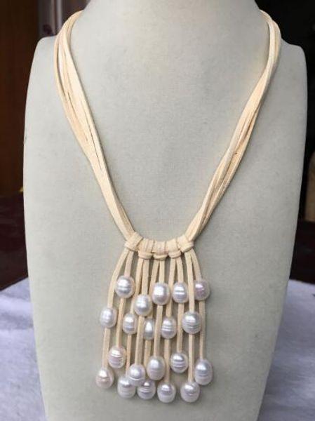 Design della collana di perle Jewelryr 17.5
