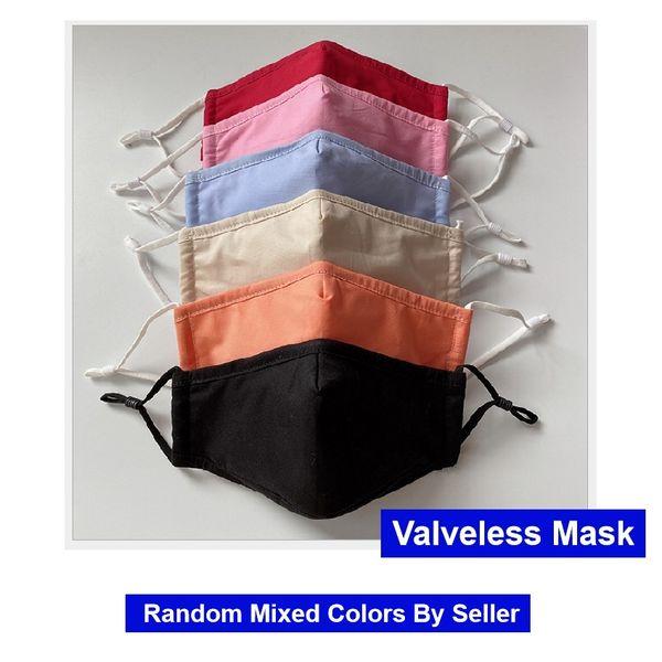 Senza valvole casuali colori misti per venditore