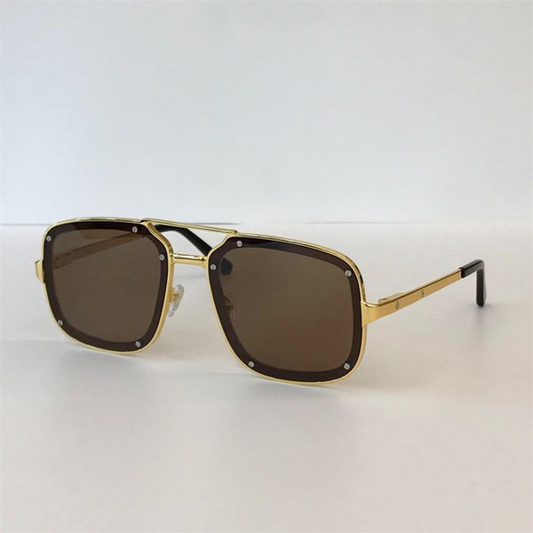 marrón de oro