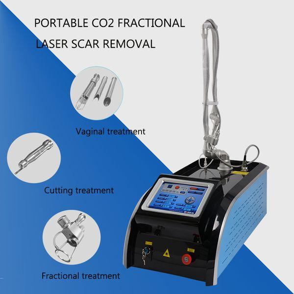 3 1 Fraksiyonel lazer makinesi lazer Cerrahi akne skar kaldırma Vajinal Sıkma Makinesi CO2 Fraksiyonel Lazer Vajinal Gençleştirme