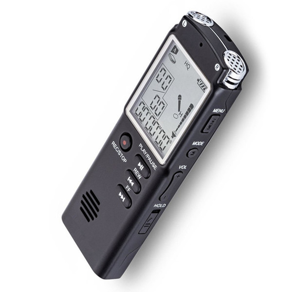 Portable 8G 16G 32G Mini Phone Recording Pen USB Professional 96 Hours Dictaphone Digital Audio Voice Recorder with WAV,MP3 REC Player