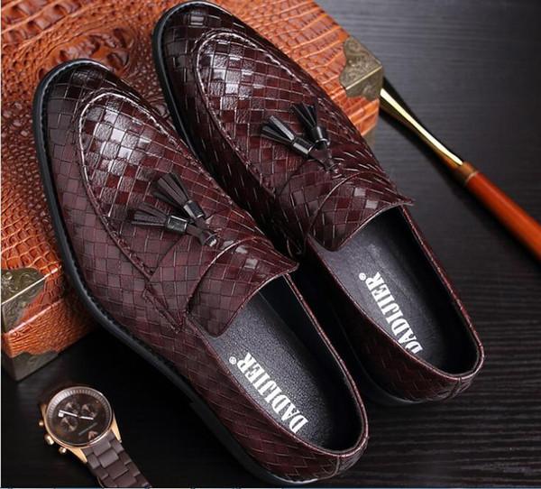 Comercio al por mayor de zapatos de hombre, zapatos de negocios, chanclos de hombre, zapatos de marca de gran tamaño, zapatos de vestir de diseñador, zapatos de diseño G5.60